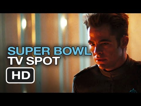 Star Trek Into Darkness Super Bowl TV SPOT (2013) J.J. Abrams Movie