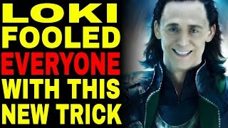 Loki's NEW TRICK in Avengers Endgame That Everyone Missed