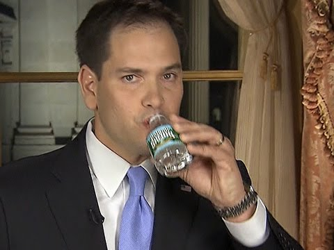 Marco Rubio's 1st Candidate Interview Already a Disaster
