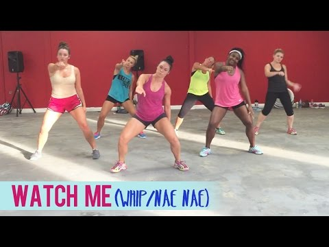 Silento - Watch Me (Whip/Nae Nae) | Dance Fitness with Jessica #WatchMeDanceOn