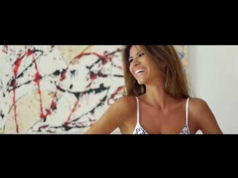 Alessia Ventura per Nice Intimo – Backstage 2 Collezione Primavera Estate 2013