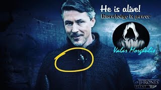 Littlefinger FAKED his death - HE IS ALIVE (follow up to Neo's Theory)