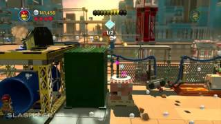 The LEGO Movie Videogame gameplay Free Play