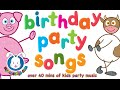 Party Songs for Kids | Birthday Party Music & Songs