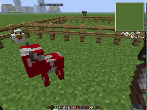 Minecraft tutorial - como domesticar, aparear animales en minecraft