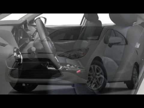 2017 Toyota Yaris iA Video
