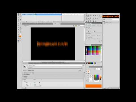 Flash Blur Flash Cs4 Filter Blur