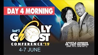2nd Service! Sun. 16th June, 2019 Live With Apostle Johnson Suleman