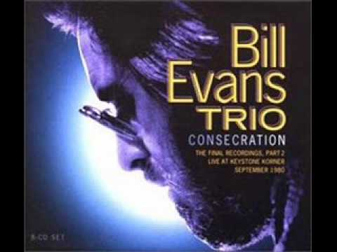 Bill Evans Trio - Days Of Wine And Roses ( Henry Mancini )- Consecration [Disk 2] 06