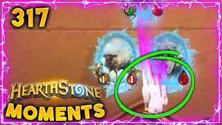 That Card ONE SHOT Him!! | Hearthstone Gadgetzan Daily Moments Ep. 317 (Funny and Lucky Moments)
