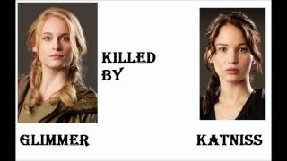 Hunger Games Death Order