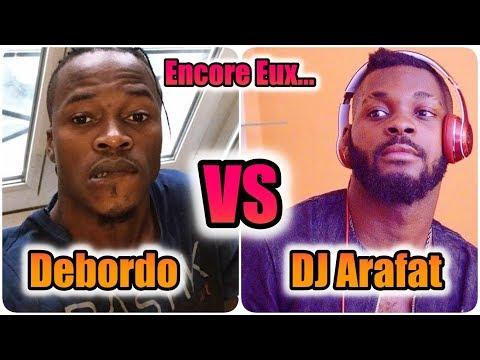 Debordo Leekunfa - VS - DJ Arafat 🔥Ça s'annonce lourd‼️🔈
