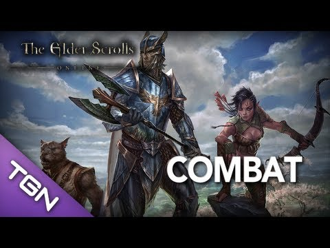  Elder Scrolls Online : Combat Overview