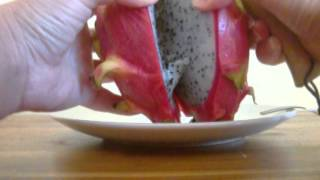 Тайланд. Пхукет. Драконий фрукт (dragon fruit).