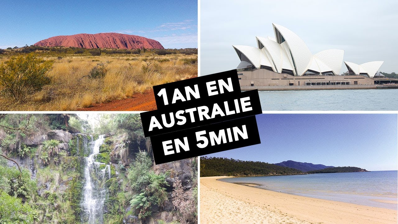 1 year road trip around australia in 5 minutes blog australie l 39 oc anie pour les z ros youtube. Black Bedroom Furniture Sets. Home Design Ideas