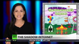 How The Government's Shadow Internet Kills Yours