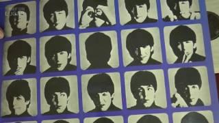 A Hard Day's Night | Colección Parlophone #Vinyl #TheBeatles #Vinilo