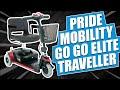 Pride Mobility Go Go Elite Traveller 3 Wheel Review