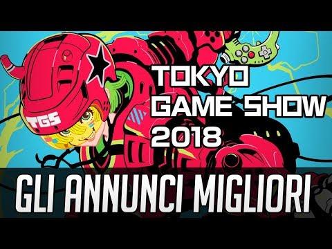 TGS 2018: i migliori annunci del Tokyo Game Show