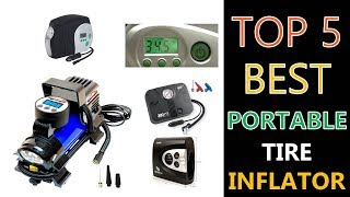 Best Portable Tire Inflator 2018