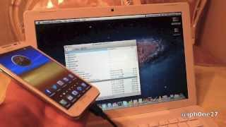 Convert Video for White Samsung Galaxy Note Using Handbrake