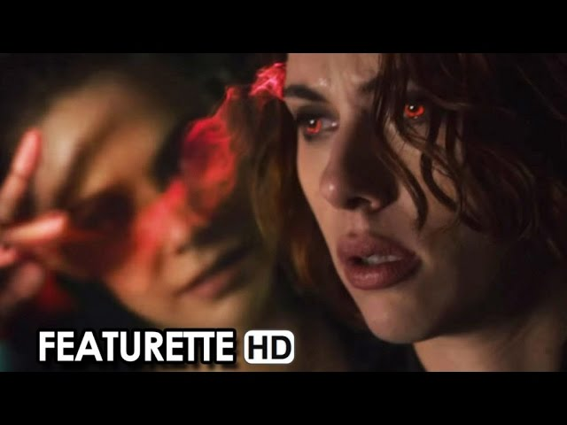 Avengers: Age of Ultron Featurette 'Black Widow and Scarlet Witch' (2015) HD
