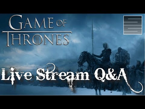 Game Of Thrones Season 8 Predictions And Giveaway Live