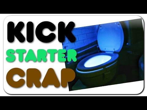 Kickstarter Crap - Toilets