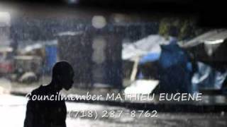 Councilmember Eugene Prepares For Hurricane Tomas Heading To Haiti Jamaica