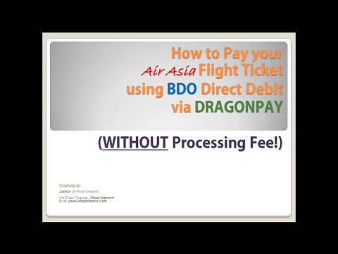 FREE Processing Fee when Booking a Flight using DRAGONPAY