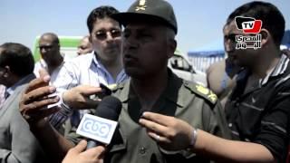 كاميرا «المصري اليوم» ترصد عمليات الحفر في قناة السويس الجديدة