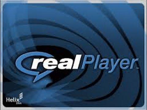 تحميل فيديو من اليوتيوب ببرنامج REAL PLAYER + تقطيع ... Realplayer