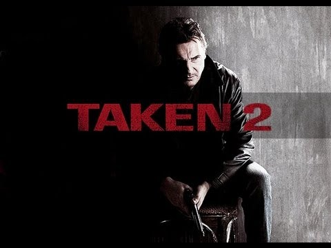 Taken 2 - Official Trailer #2 - Subtitulado en español