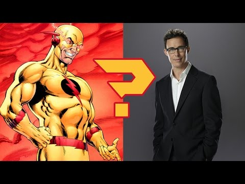 Harrison Wells is Professor Zoom (CW's The Flash)