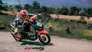 Setting mio 115 cc by:Crs racing team