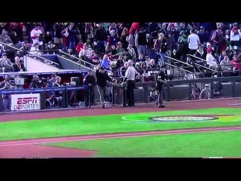 Beisbol Mexico vs Estados Unidos Mexico vs Estados Unidos 5-2