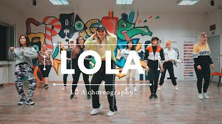 Iggy Azalea, Alice Chater - Lola | EnjoyYourself choreography
