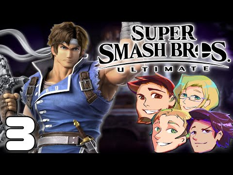 Super Smash Bros Ultimate: Mighty Morphin' Stages - EPISODE 3 - Friends Without Benefits
