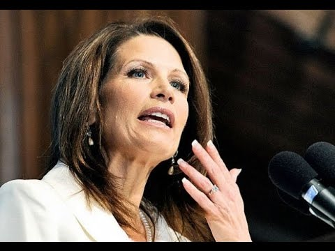 Bachmann Begs Obama To Bomb Iran At Xmas Party