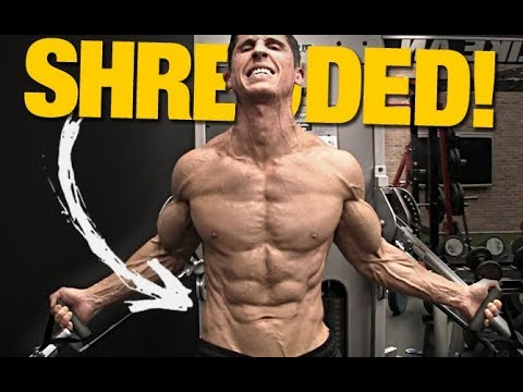 "Download Lagu How to Get that ""SHREDDED"" Look (FAST!) MP3 Free"