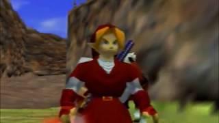 The Legend Of Zelda Ocarina Of time parte 15(biggoron sword quest)