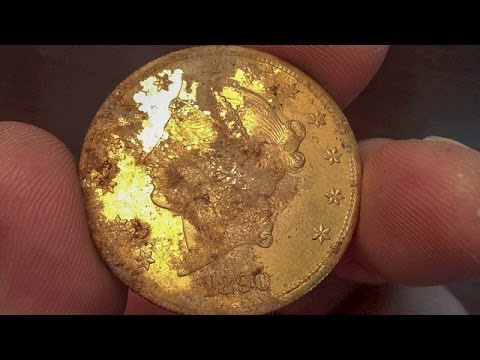 California Couple Finds $10 Million Gold Coin Stash