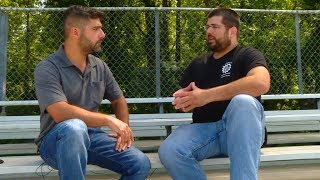 How white nationalist leader Matt Heimbach defends violence at Saturday's rally in Charlottesville