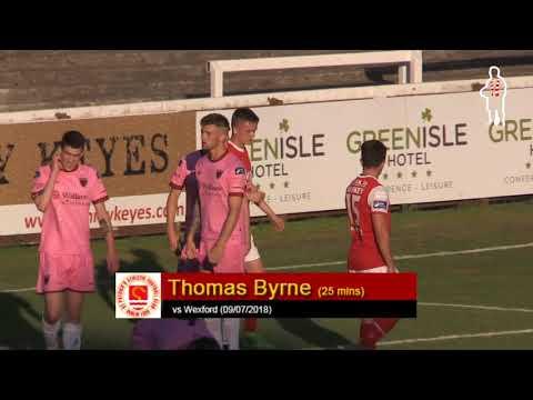 Goal: Thomas Byrne (vs Wexford 09/07/2018)