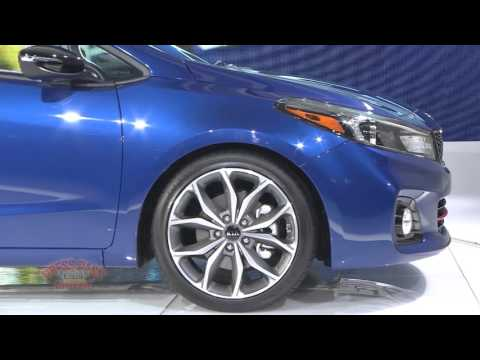 2016 Detroit Auto Show - Kia Press Conference