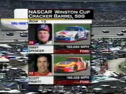 2000 Cracker Barrel Old Country Store 500 - Part 2.