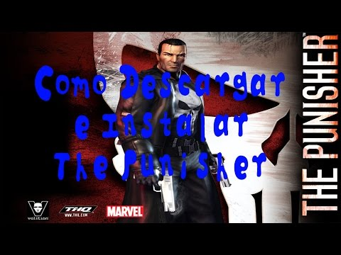 Como Descargar e Instalar The Punisher (El Castigador) [Full] [Español] [1 Link] Torrent