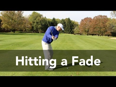 how to hit a draw in golf video