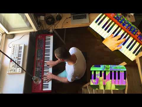 Barbara Wrońska - Nie Czekaj (MHIC Piano Cover)