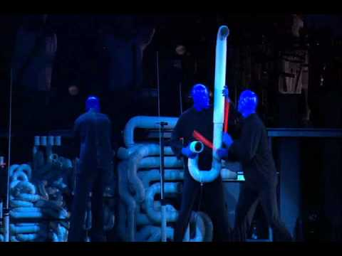 Blue Man Group - Drumbone Live